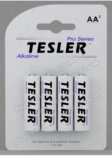 Батарейка TESLER Alkaline LR06-4 size AA