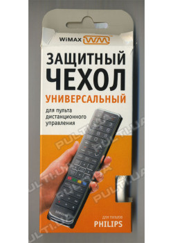 ЧЕХОЛ ДЛЯ ПУЛЬТА WIMAX PHILIPS Овал white