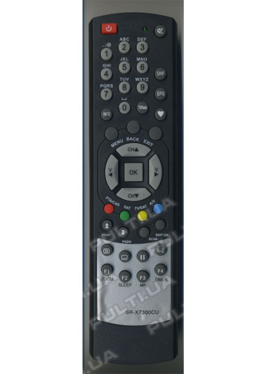 Пульт для STARSAT SR-X7300CU