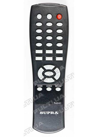 Оригинальный пульт SUPRA RC03-51