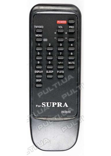 Пульт для SUPRA RE-2910
