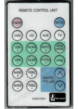 Пульт для SVEN HA-425T 2090210001 (аналог)