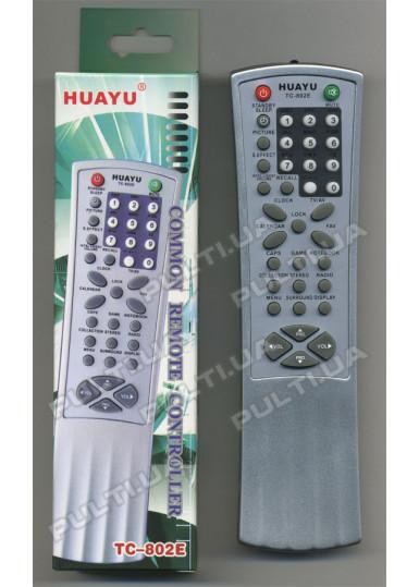 Универсальный пульт HUAYU для TCL TC-802E