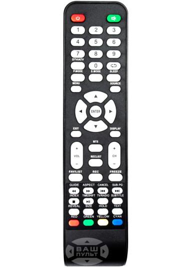 Пульт для TELEFUNKEN TF-LED19S14T2