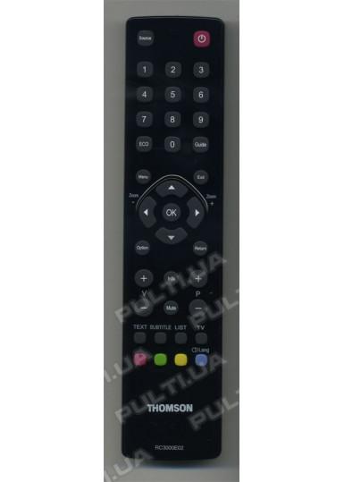 Оригинальный пульт THOMSON RC3000E02