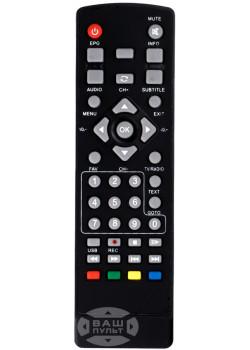 Пульт для TRIMAX TR-2015 HD FTA PVR