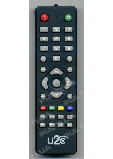 Пульт для U2C T2 new T37 HD + (zoom, timer)