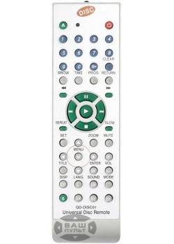Универсальный пульт DISK 01 для DVD