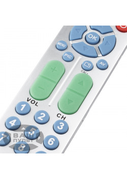 Универсальный пульт R-TV1 - 1