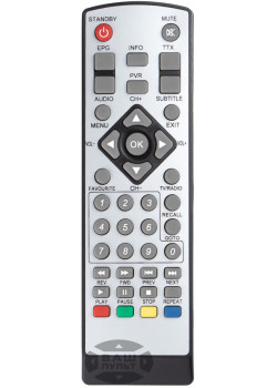 Пульт для EPLUTUS DVB-127T
