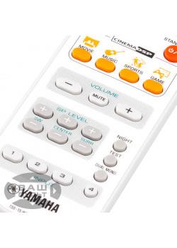 Оригинальный пульт YAMAHA TSS-15 WD76700