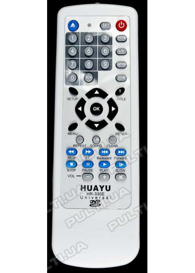 Универсальный пульт HR-330E для DVD